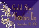 Gold Star Mother Day