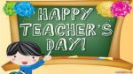 Teachersm Day