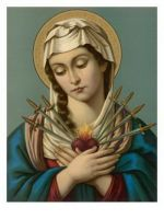 The Day of the Virgin Mary of the Seven Sorrows