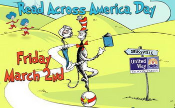 holidays read across america