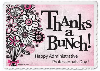 administrative professionals day holiday administrative professionals ...